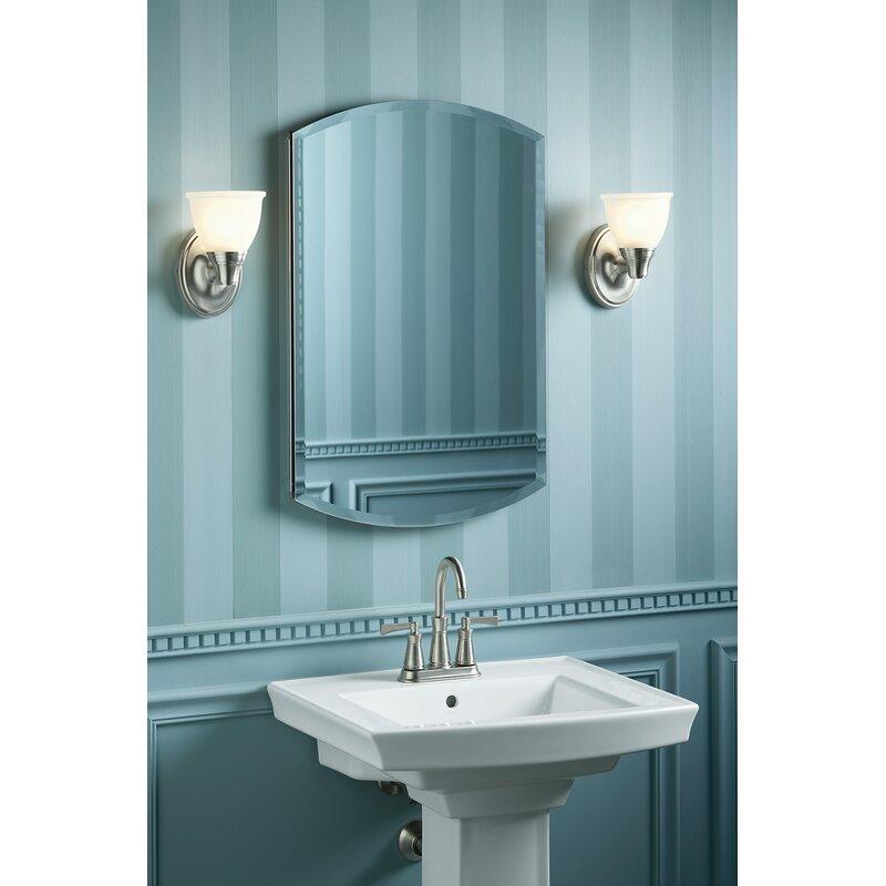 K 3073 Na Kohler Archer 20 X 31 Single Door Frameless Mirrored Medicine Cabinet Reviews Wayfair