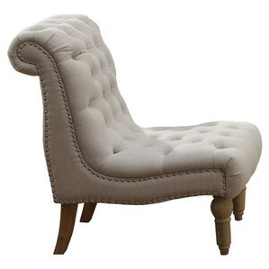 Versailles Fabric Side Chair by Lark Manor