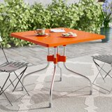 Buerger Folding Bistro Table