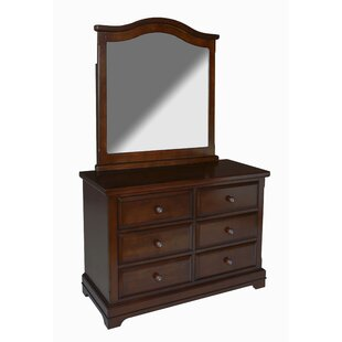 Buying Scaggs 6 Drawer Dresser by Harriet Bee Reviews (2019) & Buyer's Guide