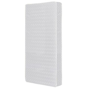 2-in-1 6 Crib and Toddler Mattress