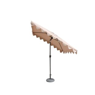 Lonoke Patio 8' x 6' Rectangular Market Umbrella
