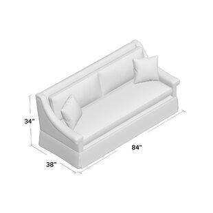 Jacyln Bench Cushion Sofa