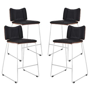 Dawlish 25.2 Bar Stool (Set of 4) by Brayden Studio