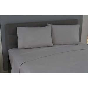 Pure 300 Thread Count 100 Cotton Fitted Sheet Set