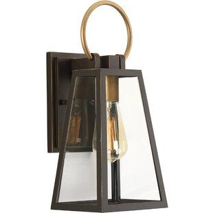 Great Price Celandine Wall Lantern By Wrought Studio
