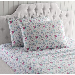 Bushey Kid's Floral Sheet Set
