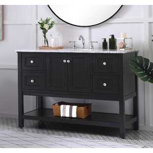 Sara 48 inch  Single Bathroom Vanity Set