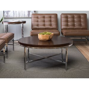 Pergola Round Coffee Table by Studio Designs HOME