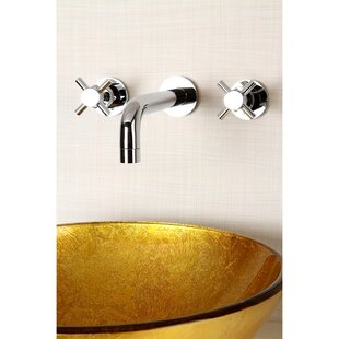Concord Wall Mount Bathroom Faucet By Elements of Design