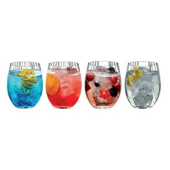 Riedel Tumbler Collection Mixing Series Rum Cocktail Set Set Of 4 Glasses Wayfair