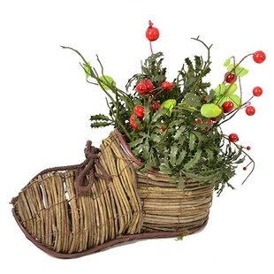 Shop For Holiday Shoe Wicker/Rattan Basket (Set of 2) By The Holiday Aisle