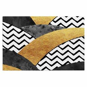 'Chevron Hills' Doormat