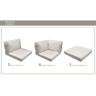 Outdoor Chair Cushions 23 X 23 Wayfair