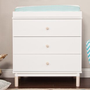 Gelato Changing Table Dresser by babyletto