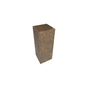 Square Pedestal Plant Stand
