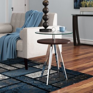 Find a Napoleon Side End Table by Wade Logan
