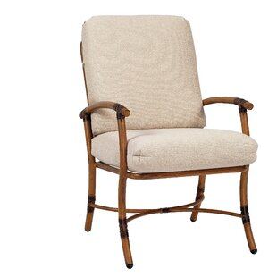 Glade Isle Patio Dining Chair with Cushion