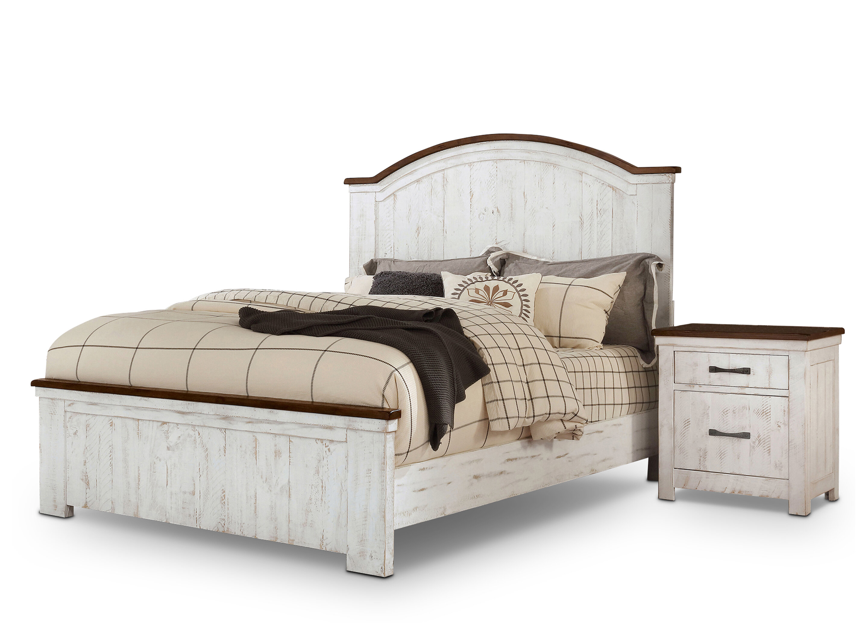 Rosecliff Heights Dela Standard Configurable Bedroom Set Wayfair