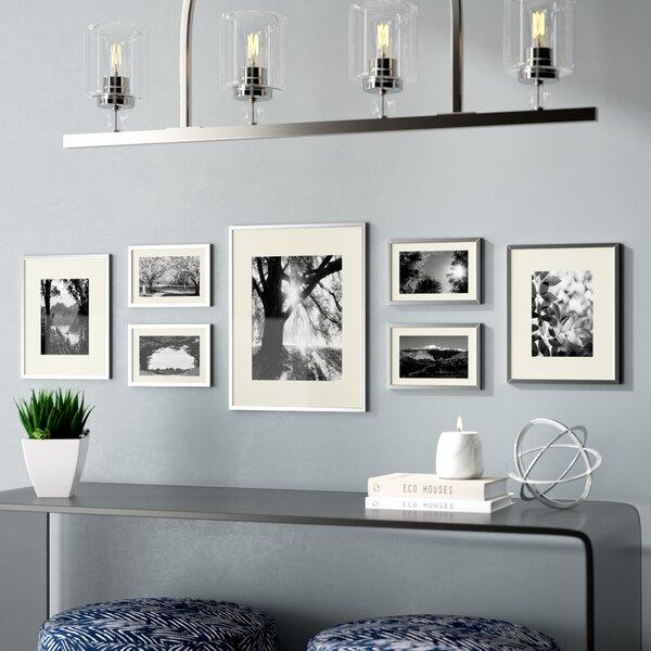 Silver Gallery Frame Set | Wayfair
