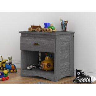 Berard 1 Drawer Nightstand