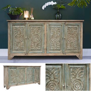 Vasques Door Sideboard Bungalow Rose