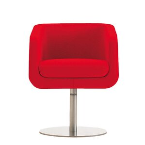 Ro Swivel Arm Chair by Segis U.S.A
