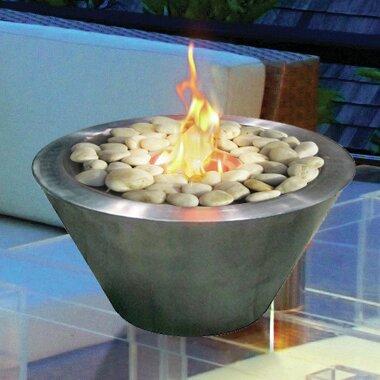 Anywhere Fireplace Oasis Gel Tabletop Fireplace U0026 Reviews | Wayfair
