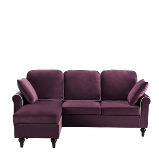 Ester Right Hand Facing Reversible Sectional