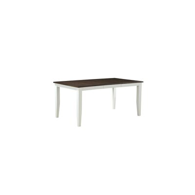 Red Barrel Studio Mcdonagh ExtendableDining Table  Color: White