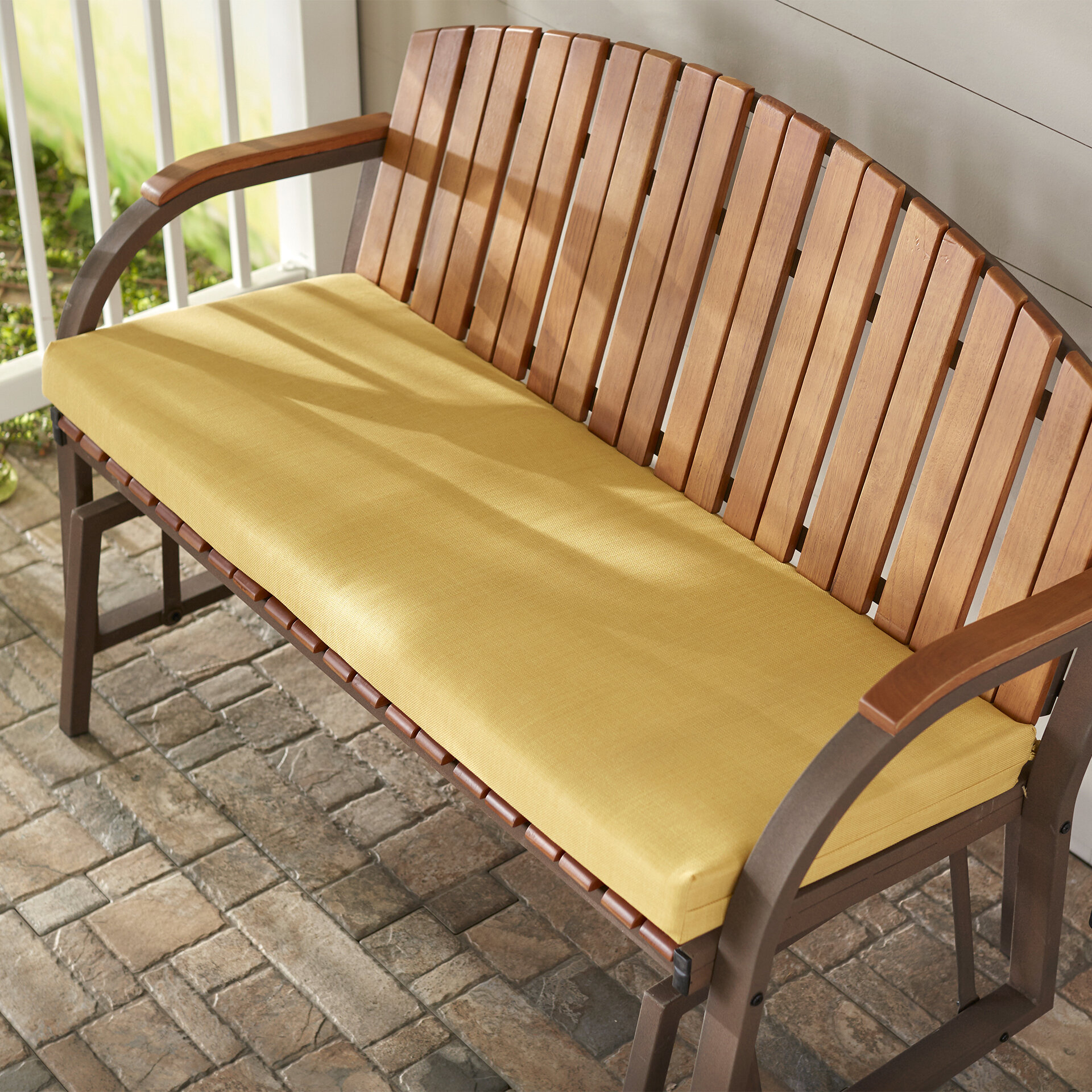 Beachcrest Home Indoor Outdoor Bench Cushion Reviews Wayfair