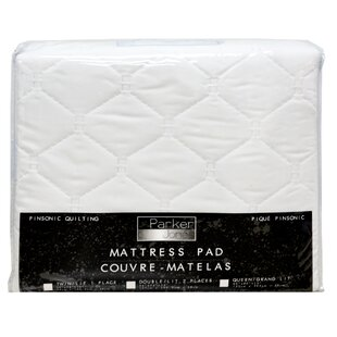 Sorenson Quilted 15 Polyester Mattress Pad