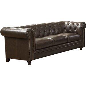 Harrah Chesterfield Sofa by Trent Aust..