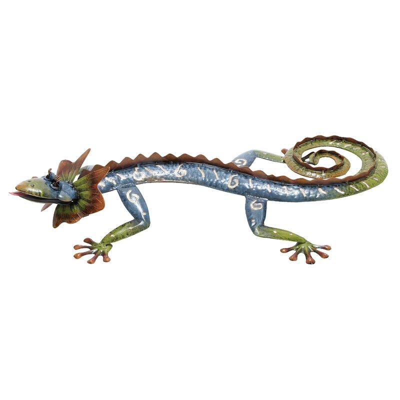 Freeport Park Aicha Gecko Statue Reviews Wayfair
