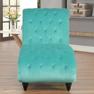 Order Atkin Tufted Velvet Chaise Lounge by House of Hampton Reviews (2019) & Buyer's Guide