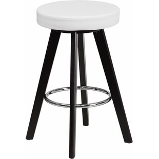 Read Reviews Outen Backless 24'' Bar Stool by Wrought Studio Reviews (2019) & Buyer's Guide