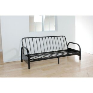 Beckwith Futon Frame by Ebern Designs