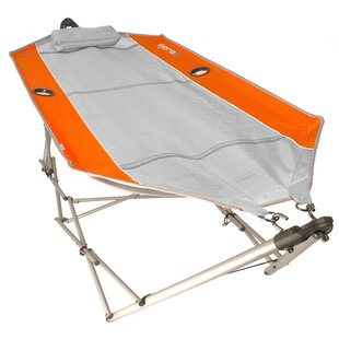 Coast Breeze Camping Hammock With Stand by Kijaro New