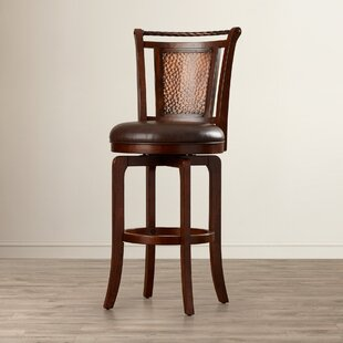 Ali 30.5 Swivel Bar Stool World Menagerie