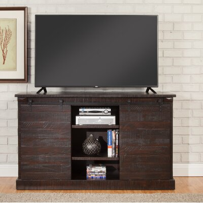 17 Stories Benefield TV Stand for TVs up to 60 inch Color Espresso