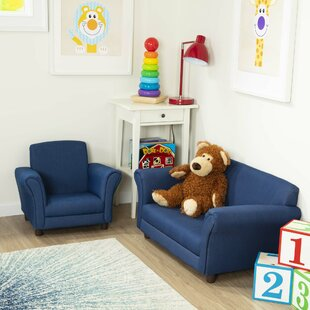 Child's Sofa by Melissa & Doug