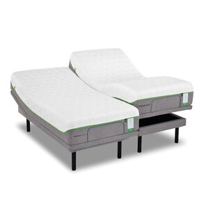 ergo dual california king adjustable bed set of 2