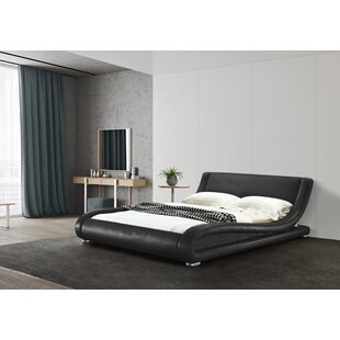 Leavitt Upholstered Platform Bed