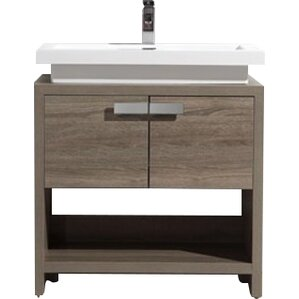 Bathroom Vanities For Vessel Sinks vessel sink vanities you'll love | wayfair