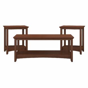Fralick 3 Piece Coffee Table Set