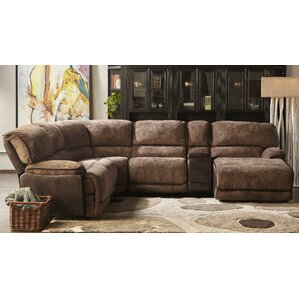 Edgewood Power Reclining Sectional  sc 1 st  Wayfair & Power Reclining Sectional Sofas Youu0027ll Love | Wayfair islam-shia.org