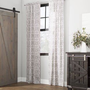 Country Rustic Curtains Drapes Youll Love