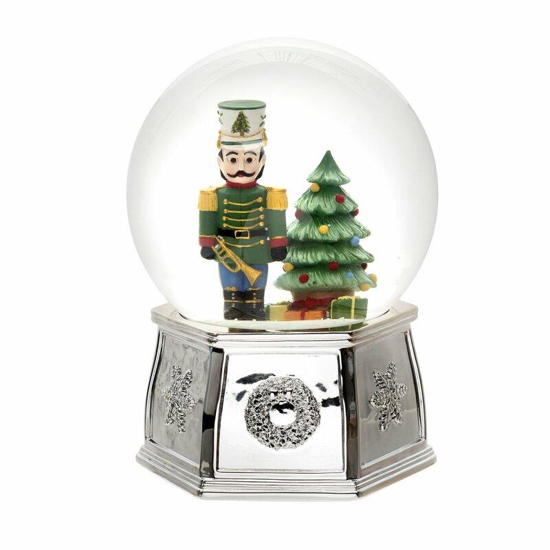 Christmas Ornament Spode Christmas Tree 2002 Annual Bell Ornament Teddy Bear