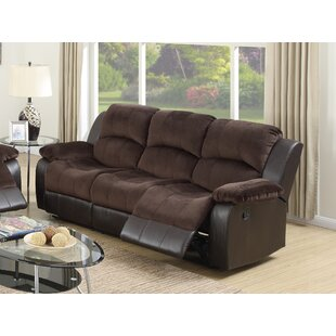 Great deal Michael Reclining Sofa by Infini Furnishings Reviews (2019) & Buyer's Guide