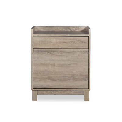 Saskia 2-Drawer Filing Cabinet by Andover Mills